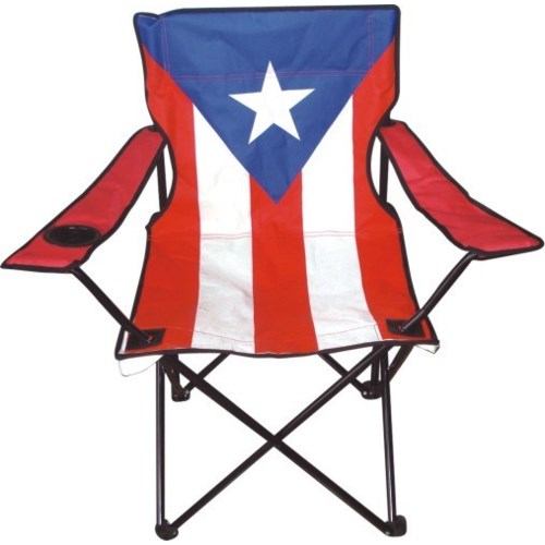 Puerto Rico - Large Camping Chair (6)
