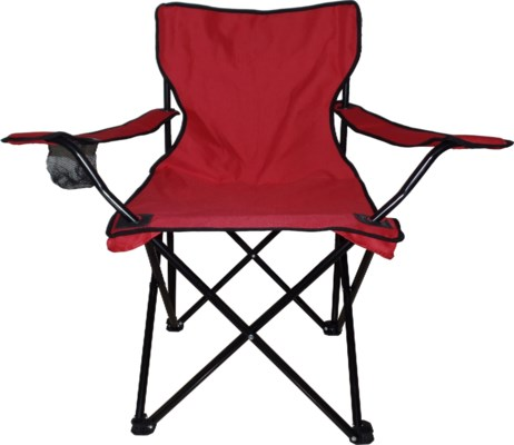 Red - Large Camping Chair (6)