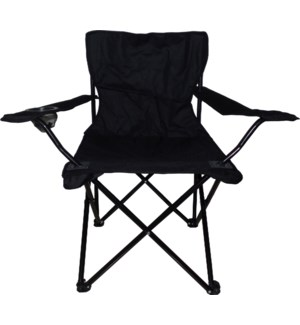 Black - X-Large Camping Chair (6)