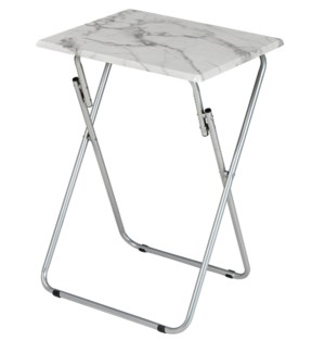 Grey Marble - Tray Table (6)