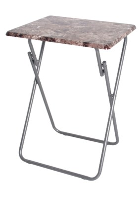 19-inch Marble - Snack table (6)