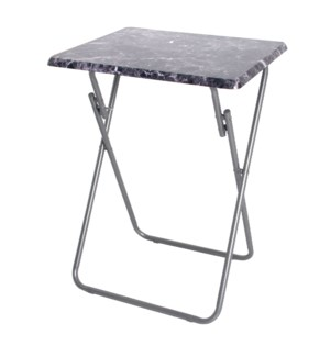 Black Marble - Jumbo E-Z Tray Table (4)