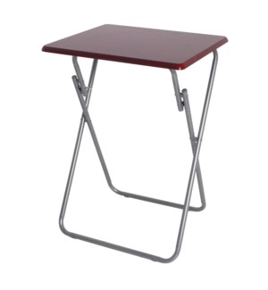 Cherry -  Jumbo E-Z Tray Table (4)