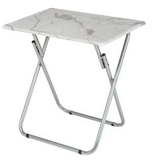 Grey Marble - Jumbo E-Z Tray Table (4)