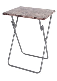 29-inch Marble - Jumbo Wooden Table (4)