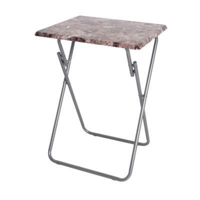 29-inch Marble - Jumbo Wooden Table (4)