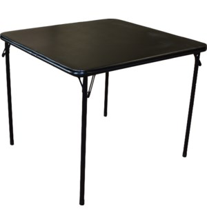 Black - Square Folding Cushion Table (3)