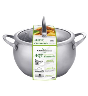 4QT S.S. Stock Pot with Tempered Glass Lid (6)