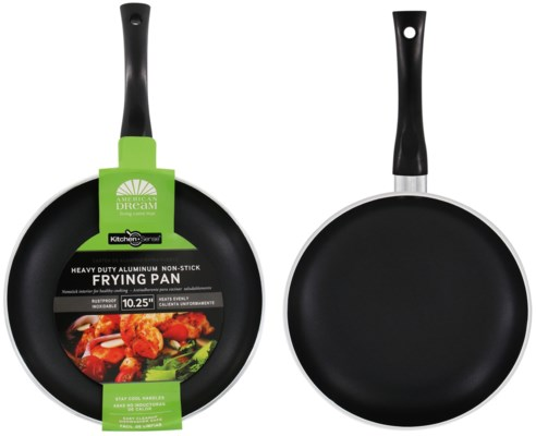 10.25-inch Heavy Duty Non Stick Fry Pan ( 6 )