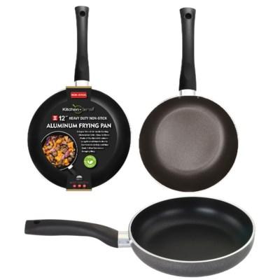 12-inch Heavy Duty Non Stick Fry Pan ( 6 )