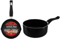 1.6 Qt Sauce Pan W two lips ( 12 )