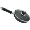 12-inch Non Stick Fry Pan w/glass lid ( 8 )