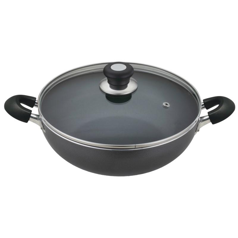 4.5Qt Casserole with Glass Lid ( 6 )