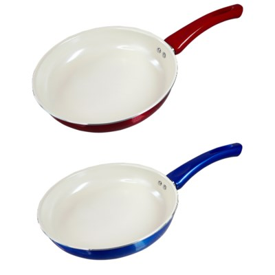 8-inch Ceremic Fry Pan ( 10 )