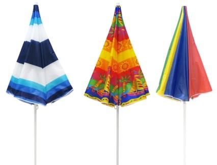 6 FT, Beach Umbrella ( 6 )