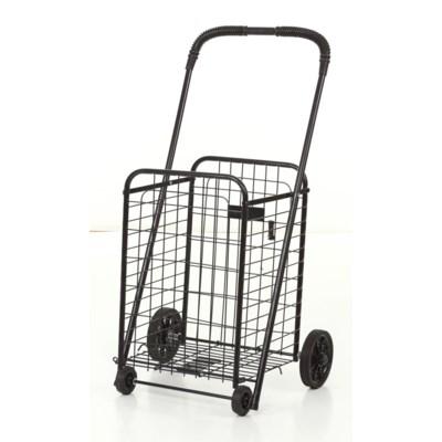Black - Small Shopping Carts(1)