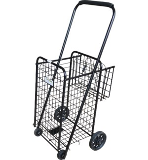 Black - Small Cart w/Basket (1)