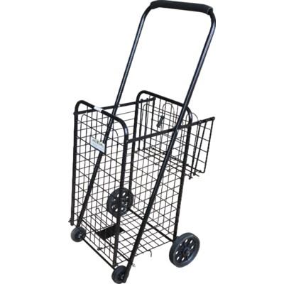 Black - Small Cart w/Basket (1)