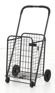 Black - Small Shopping Carts (4)