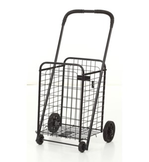 Black - Small Shopping Carts (4)