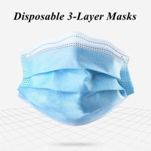 Coming Soon, Protective Mask
