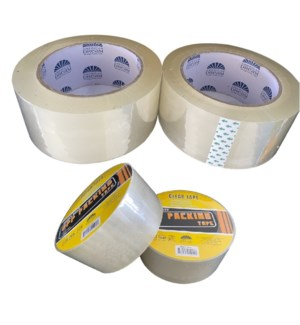 100M Clear OPP Packing Tape (36)