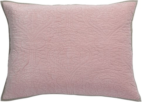 Aiden-Dutch Euro-Sham-Rose Quartz