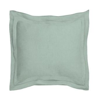 Annabelle-Euro-Sham-Soft Persian Green