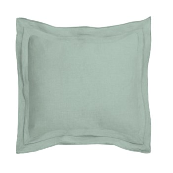 Annabelle-Euro-Sham-Soft Persian Green