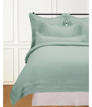 Annabelle-Queen-Duvet-Soft Persian Green