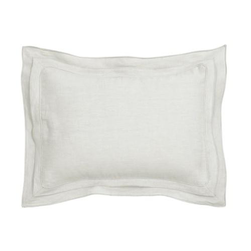 Annabelle-Standard-Sham-Soft Silver