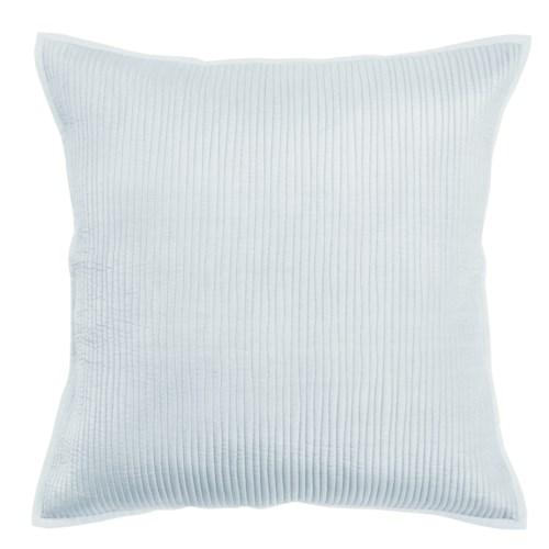 Cole-Euro-Sham-Soft Blue