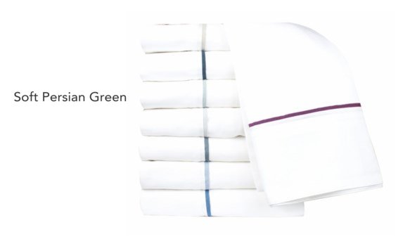 Daniel-Twin-Sheet Set-Soft Persian Green