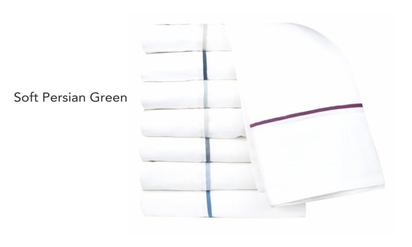 Daniel-Twin-Sheet Set-Soft Persian Green