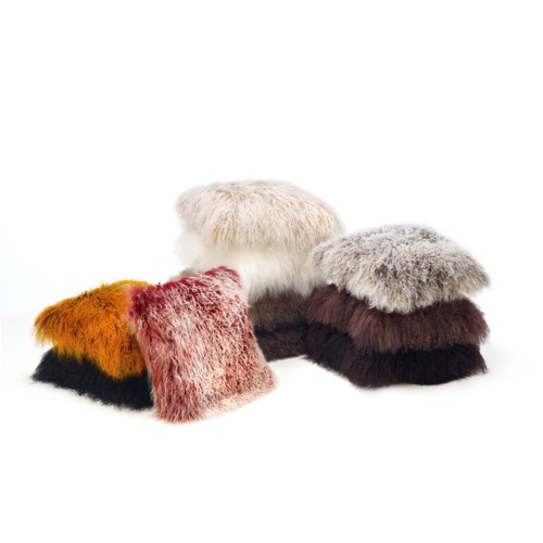 Tibetan Lamb Cushions