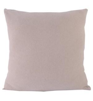 Cushion Camel Flatweave WHITE
