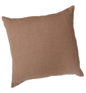 Cushion Camel Basketweave CAMEL