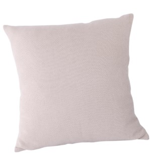 Cushion Camel Basketweave WHITE