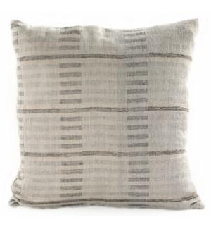 """Mojave Linen/Silk Cushion 20"""""""