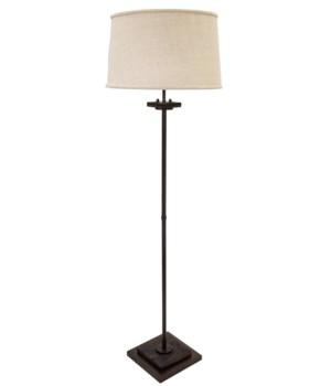 Farmhouse Floor Lamp FH300-CHB