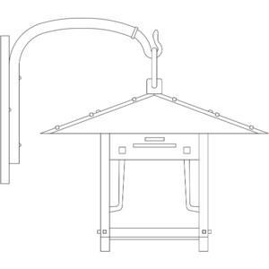 Pagoda PDB-17
