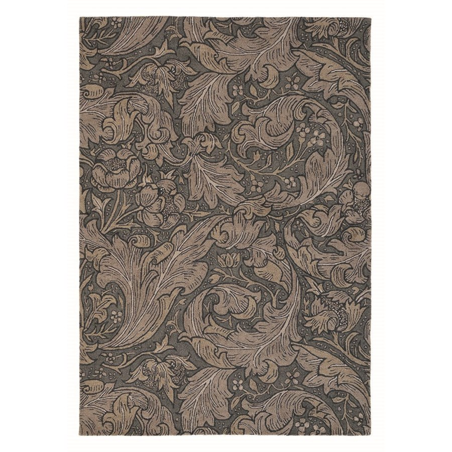 Bachelors Button 8'2 x 11'6 Rug in Charcoal