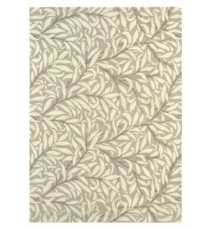 Willow Bough 1x1 Sample in Ivory