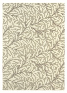 Willow Bough 5'7 x 7'10 Rug in Ivory