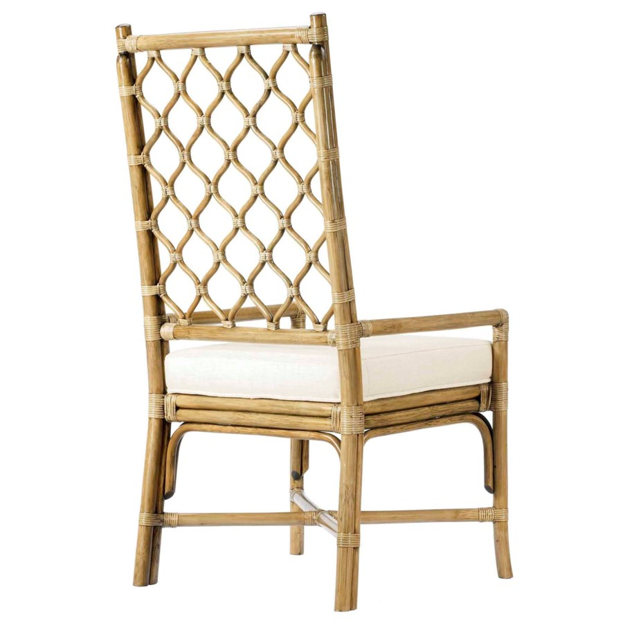 Ambrose Arm Chair in Nutmeg
