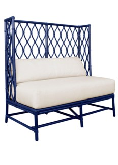 Ambrose Banquette - Blueberry