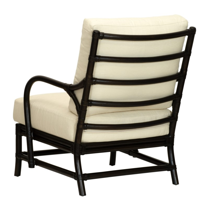 Ava Lounge Chair in Clove