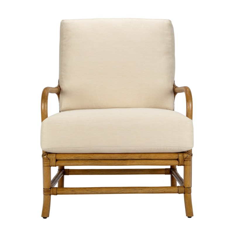 Ava Lounge Chair in Nutmeg