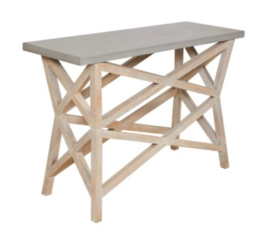 Bridge Console Cement Top