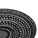 Calico Bowl in Black